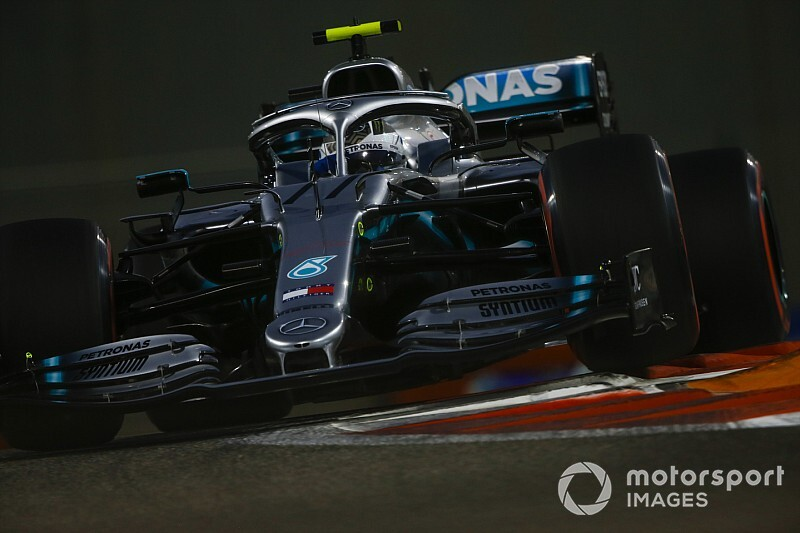 Abu Dhabi GP: Bottas outpaces Verstappen by 0.5s in FP1