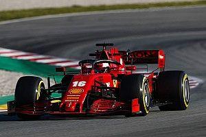 Albers, Leclerc'in hızından emin değil