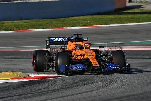Directo: el último día de la pretemporada de la F1 2020