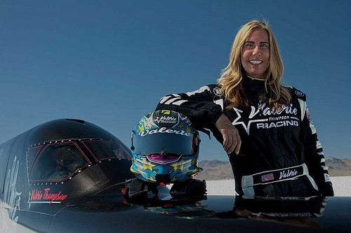 417 MPH Is Speed Queen Valerie Thompson's Current Goal