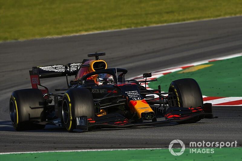 Verstappen gotowy do rywalizacji