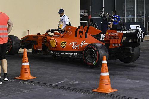 Ferrari оштрафована на 50 000 евро за некорректные данные о топливе в машине Леклера