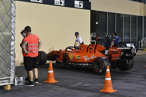 Подробности: что стоит за наказанием Ferrari в Абу-Даби