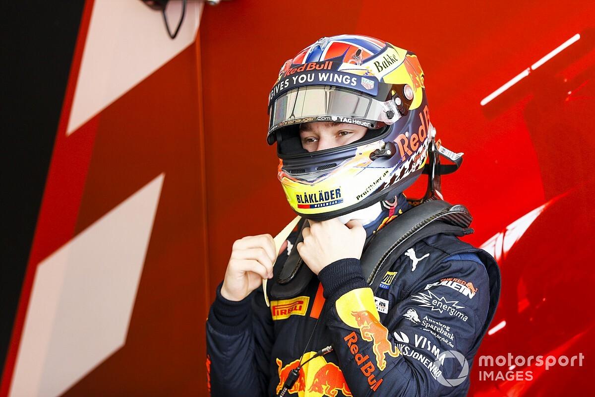 Red Bull'un genç sürücüsü Hauger, Prema ile F3'te yarışacak