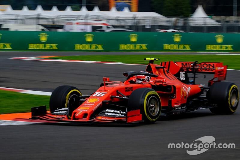 """Ecclestone: """"Leclerc çok fazla hata yapıyor"""""""