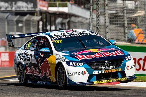 Adelaide 500: Van Gisbergen tops second practice