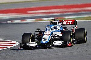 """Latifi: """"F1'e çaylak olarak girmek için kötü bir yıl"""""""