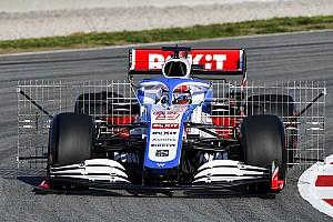 In Bildern: Die Formel-1-Autos 2020 auf der Strecke