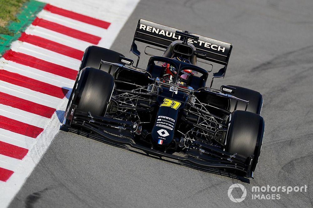 Renault concentreert zich bij ontwerp R.S.20 op details