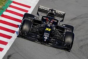 Racing Point y Renault (a medias) ya ruedan con su nuevo coche