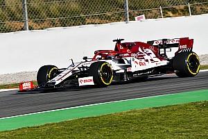 Test 2 Barcellona, Day 1: il motore Ferrari si mostra con Kubica