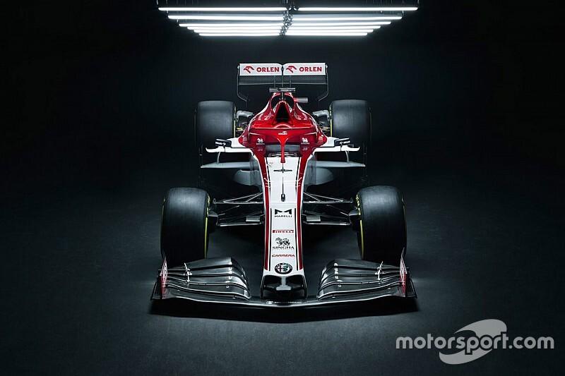 Foto's: Dit is de nieuwe Alfa Romeo C39