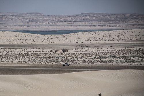 """الفرق بمواجهة تحديات مثيرة على مسارات """"مناطق"""" رالي قطر كروس كانتري"""