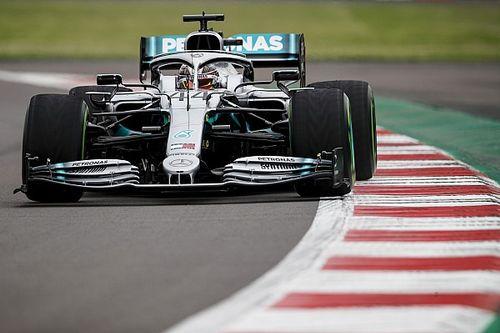 Hamilton inicia el GP de México como el más rápido