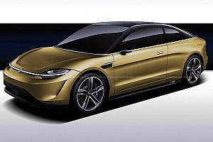 Így nézhetne ki a Sony elektromos autó-tervének kupéváltozata