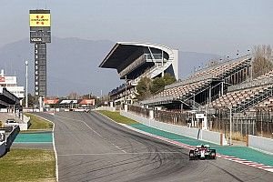 Raikkonen, mejor tiempo y bandera roja; Mercedes, con problemas