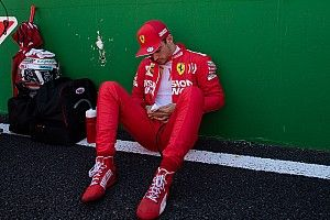 Leclerc reconoce su error en el incidente con Verstappen