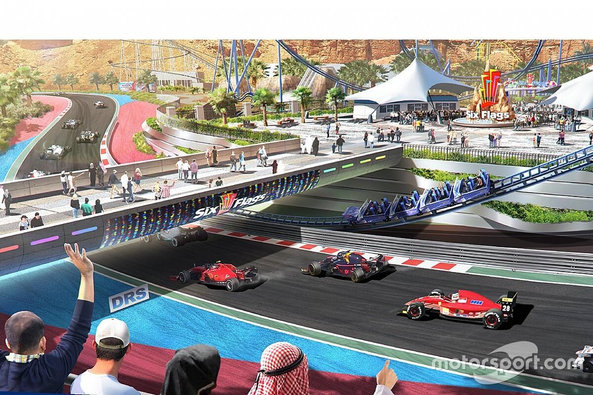 La F1 prévoit de courir au moins 10 ans en Arabie saoudite