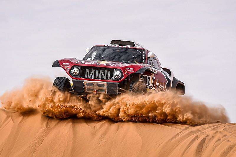 Dakar: è polemica Toyota-MINI sulla chiusura delle flange