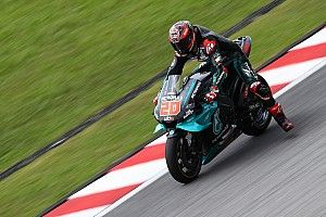 Quartararo tops first day of Sepang MotoGP test