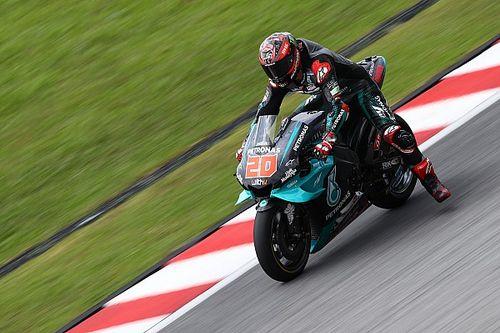 Quartararo lidera dobradinha da Petronas-Yamaha no primeiro dia de testes da MotoGP em Sepang