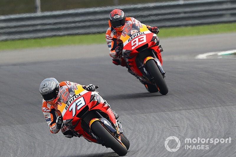 "Alex Márquez: ""In gara sarei decimo o più indietro"""
