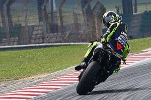 """Rossi : """"Comprendre au fond de moi si j'ai assez de motivation"""""""