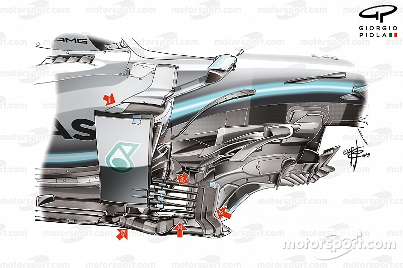 Tech verdict: How Mercedes struck back at Suzuka