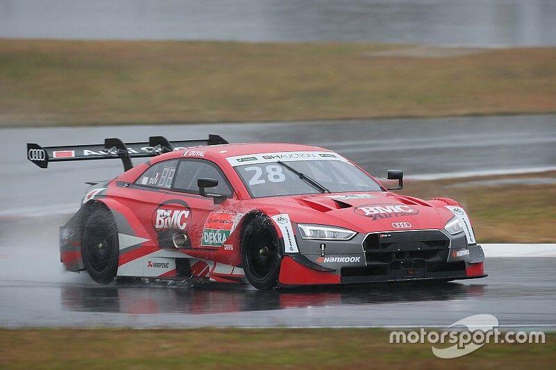 Fuji Dream Race: Duval gets pole after Nakajima penalty