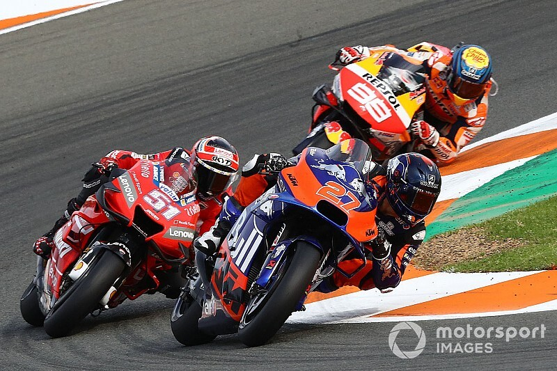 Lecuona was in disbelief overtaking Lorenzo