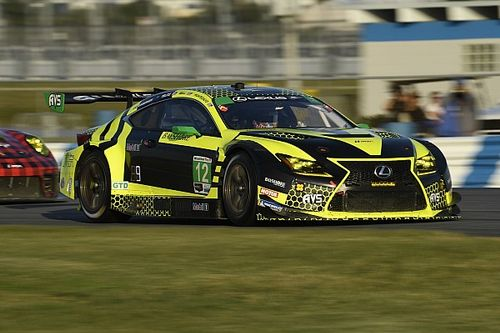 Lexus tops Roar GTD qualifying, Keating stuns in LMP2