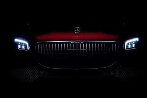 Felvillantotta lámpáit a luxuskategóriás Mercedes-Maybach GLS