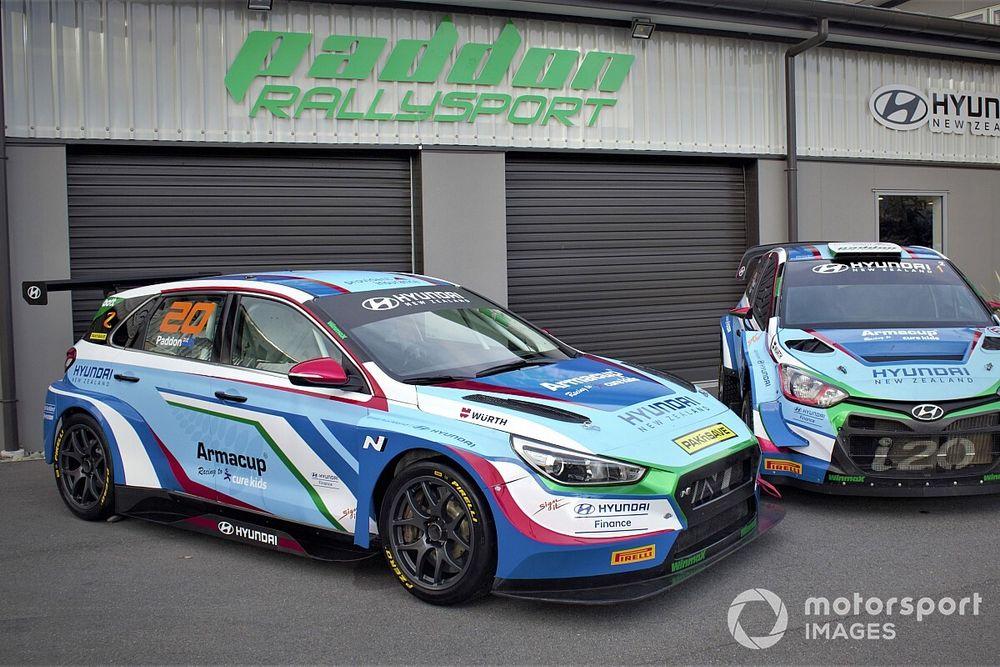 Hayden Paddon correrà in TCR New Zealand con la sua Hyundai