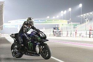 Viñales siente seguridad con la nueva Yamaha para adelantar
