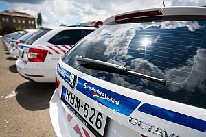 Taxi helyett rendőröket hívott ingyenfuvarért egy férfi Berhidán