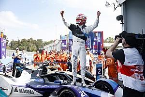Gunther gana en la última vuelta en Santiago