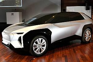 Ez az elektromos modell lehet a Subaru és a Toyota közös munkájának első gyümölcse
