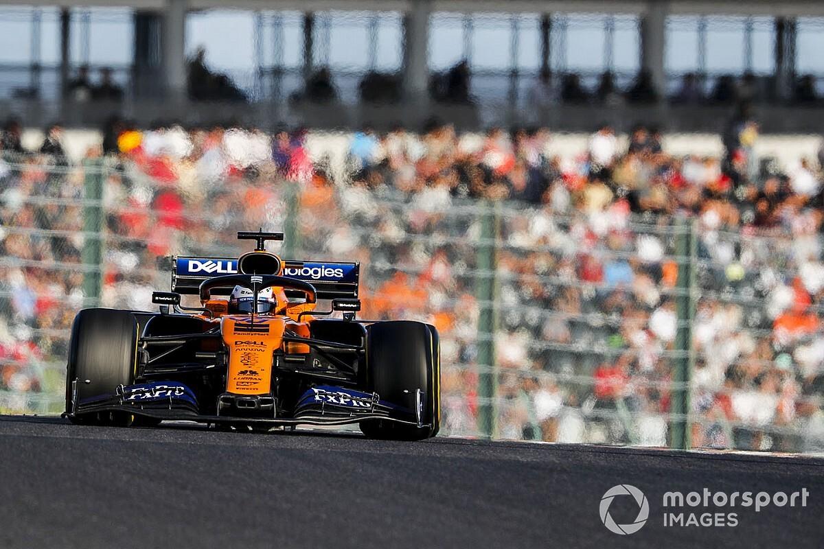 Sainz skupia się na McLarenie