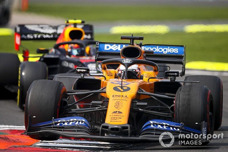 Sainz popiera ograniczenie aerodynamiki