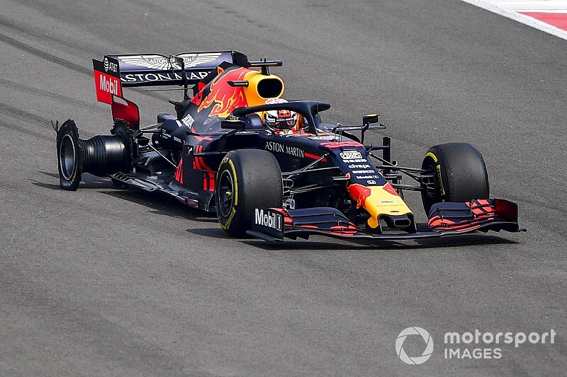 Verstappen had pace to win the race - Horner