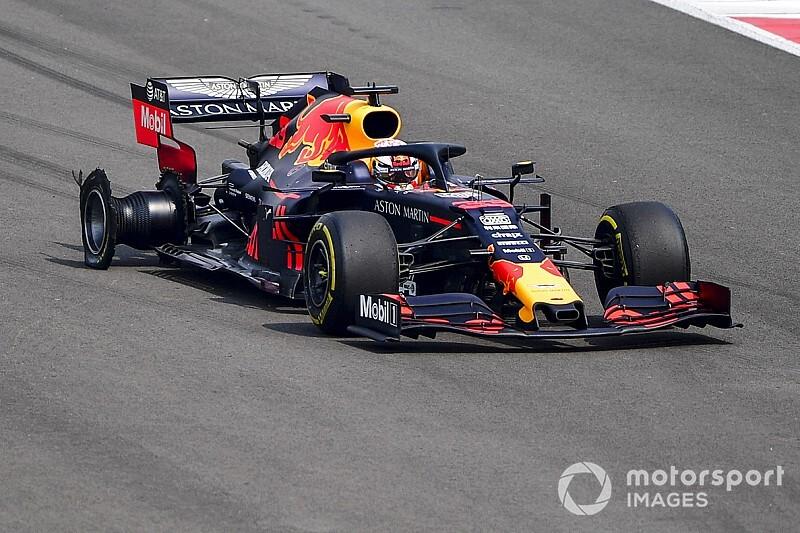 A Red Bull bosszankodik, mert Verstappen nyerhetett volna Mexikóban
