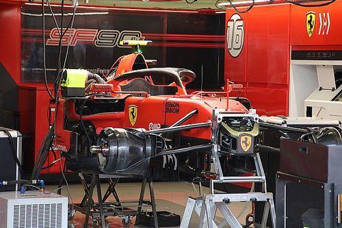 Ferrari: riparato a Leclerc un problema alla trasmissione