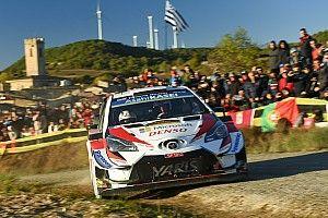 WRC: arriva il boost ibrido da 100 kW nel 2022