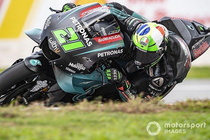 Sepang MotoGP: Morbidelli edges Quartararo in FP3