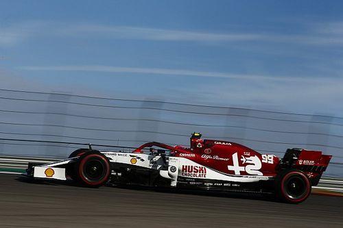 Officieel: Giovinazzi ook in 2020 met Alfa Romeo in F1