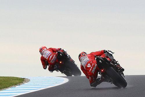 Ducati: Rozegranie 10 rund mało realne