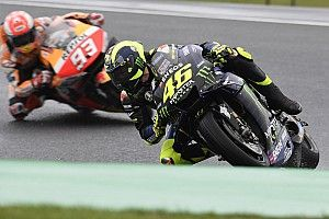 """Rossi: """"Viñales va incluso más rápido que Márquez"""""""