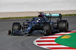 A Mercedes elmondta, miért tekerték le mára a motort