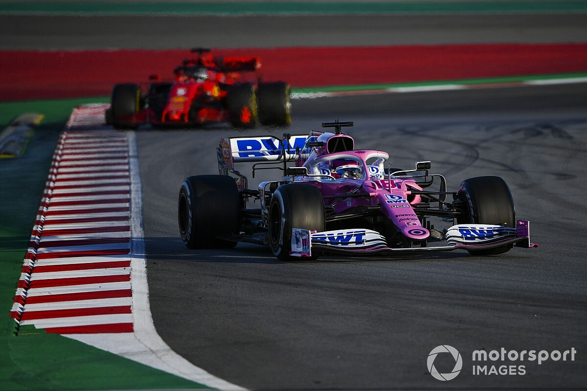 Racing Point not ruling out fighting Ferrari early on