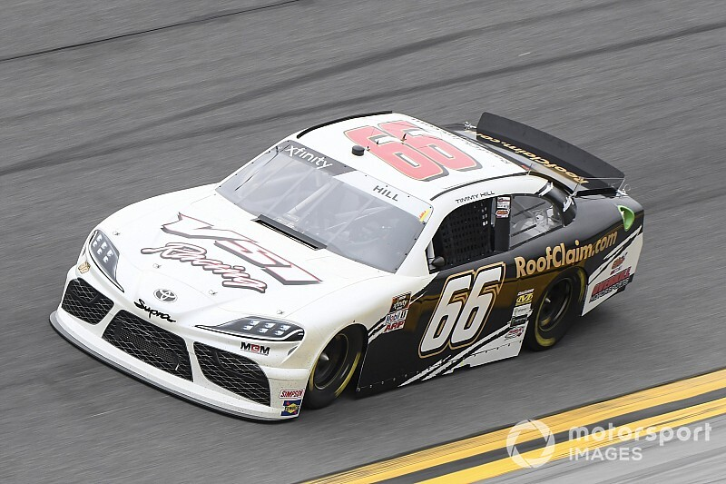 NASCAR hits Timmy Hill's Xfinity Series team with big penalty